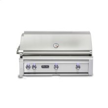 "42""W. Built-in Grill with ProSear Burner and Rotisserie, Propane Gas"