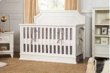 Warm White Emma Regency 4-in-1 Convertible Crib