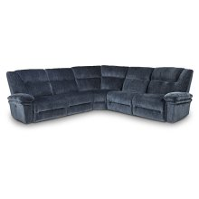 PARKER 5PC Reclining Sectional Sofa