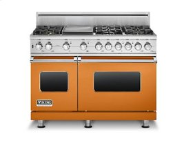 "48"" Sealed Burner Self-Cleaning Gas Range, Propane Gas"