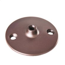 Ceiling Support Flange - Oil Rubbed Bronze
