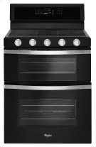6.0 Cu. Ft. Gas Double Oven Range with EZ-2-Lift Hinged Grates Product Image
