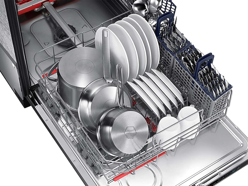 Top Control Dishwasher with WaterWall Technology Photo #3