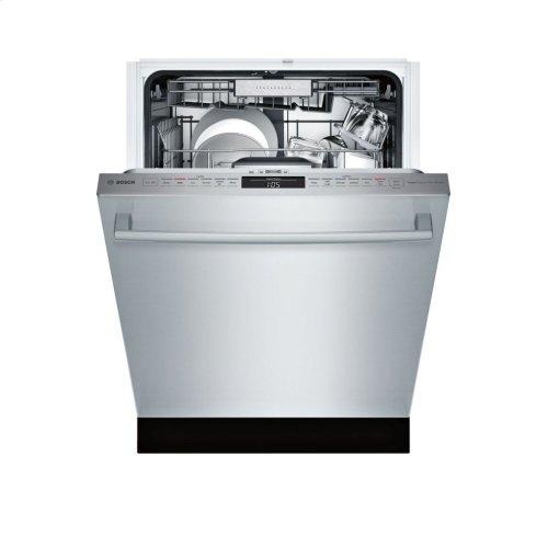 800 Series built-under dishwasher 24'' Stainless steel SHXM98W75N