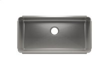 "Classic 003214 - undermount stainless steel Kitchen sink , 33"" × 16"" × 10"""