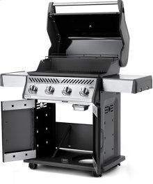 Rogue ® 525 Black Gas Grill