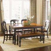Opt 6 Piece Rectangular Table Set