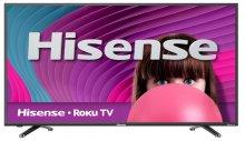"50"" class H4 series - FHD Hisense Roku TV (50"" diag.) 2017 model"