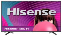 "50"" class H4 series - FHD Hisense Roku TV (50"" diag.) 2017 model"