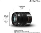 H-FS45150A LUMIX Interchangeable lenses Product Image