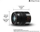 H-FS45150A LUMIX Interchangeable lenses Product Image