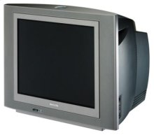 """20"""" RealFlat DBX Stero Color TV w/RemCon"""