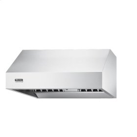 """Stainless Steel 36"""" Wide 24"""" Deep Wall Hood - VWH (24"""" deep, 36"""" wide) - Includes Shell Only"""