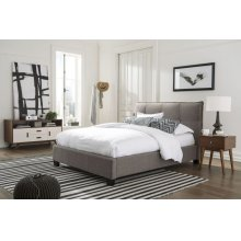 Adona Full Storage Bed