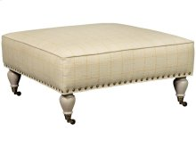 Paula Deen by Craftmaster Living Room Stationary Ottomans, Accent Ottomans