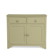Splash Of Color Vestibule Cabinet Ivy Green finish