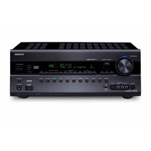 ONKYO7.2-Channel 3-D Ready Network A/V Receiver