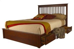 Rossport Queen Storage Bed