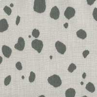 Spotty Charcoal Fabric Product Image