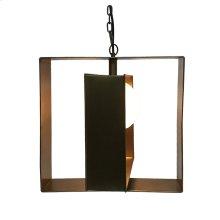 Niles Large Square Pendant