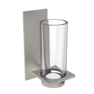 Satin Nickel Tumbler