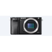 6000 E-mount camera with APS-C Sensor