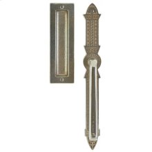 "Briggs Lift & Slide Door Set - 2"" x 15"" Silicon Bronze Brushed"