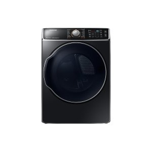 Samsung9.5 cu. ft. Electric Dryer in Black Stainless Steel