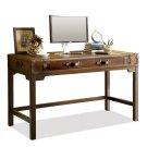 Latitudes Suitcase Writing Desk Aged Cognac finish Product Image