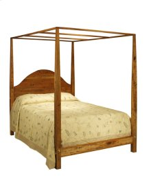 Arched Pencil Post Bed