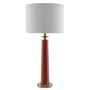 Rhyme Red Table Lamp