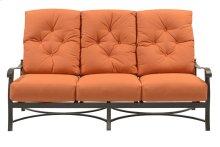 Emerald Home Outdoor Chatham II Sofa Sunbrella Cayenne Ou1062-00-05