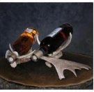 Double Wine Bottle Holder Product Image
