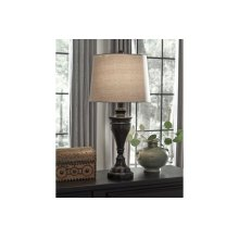 Metal Table Lamp (2/CN)