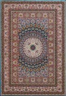Antiquities Jaipur Cerulean Rugs