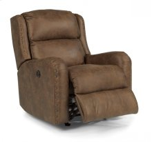 Cameron Fabric Power Rocking Recliner