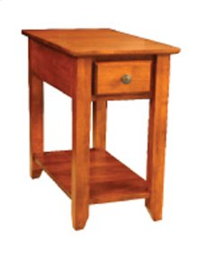 Alder Chairside Table