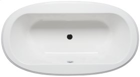 Platinum Oval without Airbath