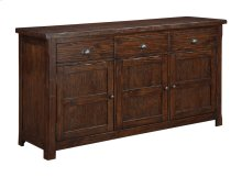 Emerald Home Ashland Buffet Brown D349-60