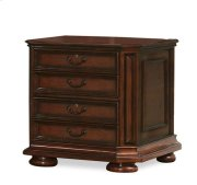 Cantata File Cabinet Burnished Cherry finish Product Image