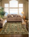 TAHOE TA10 GRE RECTANGLE RUG 27'' x 18''
