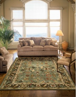 TAHOE TA10 GRE RECTANGLE RUG 8'6'' x 11'6''