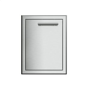 XO APPLIANCE18in Single Door - Left Hinge