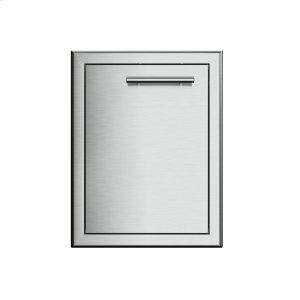 XO APPLIANCE18in Single Door - Left Hinge