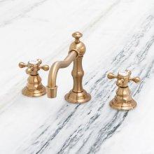 Chesterfield Faucet - Satin Bronze