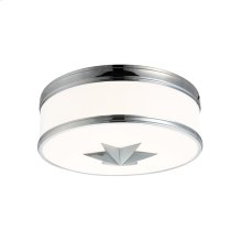 Flush Mount - Polished Chrome