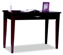 "42"" Contemporary Writing Table/Desk"
