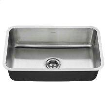 American Standard Undermount 30x18 Stainless Steel Sink - Stainless Steel