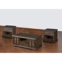 """Savannah Coffee Table Dimensions: 48"""" X 24"""" X 19""""h"""