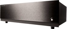 8-channel power amplifier; 125 watts per channel continuous power into 8 ohms.